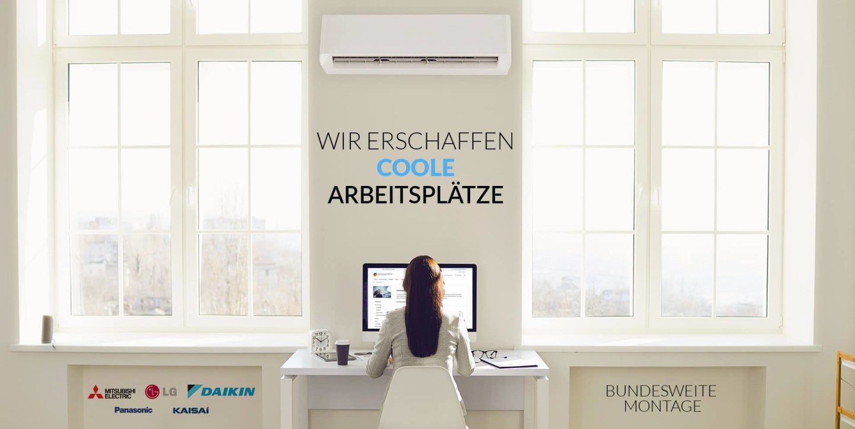 Klimaanlage mit Montage