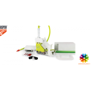 ASPEN Kondensatpumpe Silent+ Mini Lime