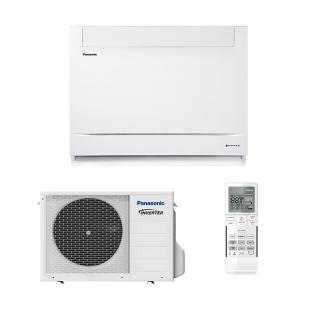 PANASONIC Klimaanlage UFE Truhengerät Single Split Set CS-Z25UFEAW / CU-Z25UBEA 2,5 kW