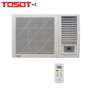 TOSOT Klimaanlage Fensterklimagerät Monoblock System TWIN12AG 3,65 kW