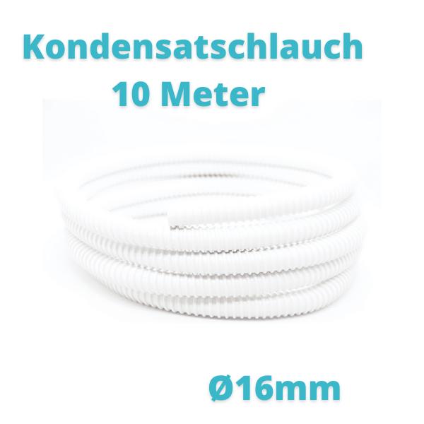 10 Meter Ø 16mm Kondensatschlauch Prosatech GmbH