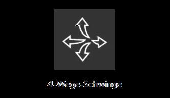 4-Wege-Schwing